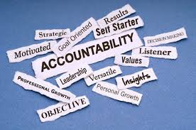 Accountability in action – the people management perspective
