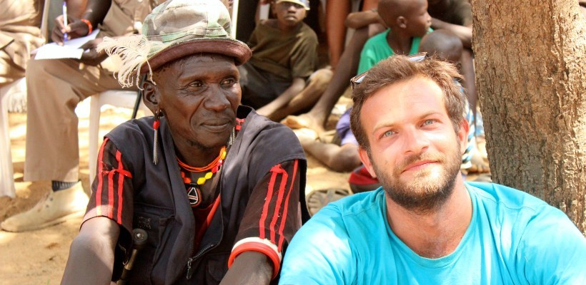 #FromtheField: Francesco and his two years on the field in Uganda