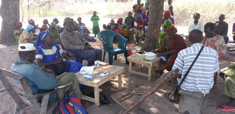 NGOs and Foundations – Looking for Common Ground