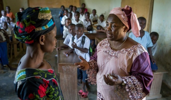#LetGirlsLearn: the role of the World Bank and the NGOs