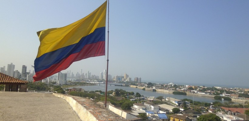 Let's party Colombia
