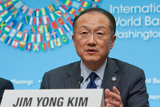 Humanitarian Emergencies management: Intervention by Jim Yong Kim, the World Bank President – With a commentary by Marco Crescenzi