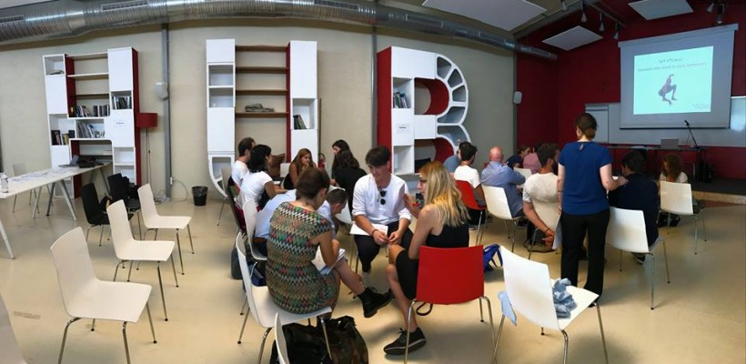 Impact HUB, Milan: Workshop on Skills and Tools for Management Development