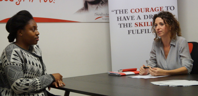 The Admission and Evaluation Interview: a counselling with professionals from international NGOs!