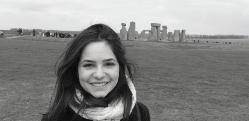 'Get to know us!': Sophia Crescenzi, Social Media Officer, from Rome to Edinburgh