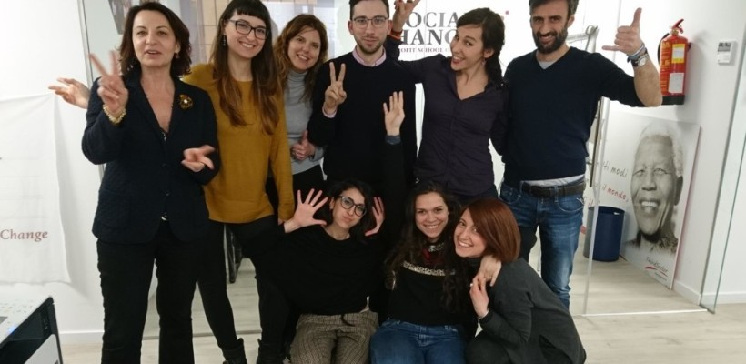 Master FRAME and NGOs professionals in Madrid: Fundraising Channels Workshop