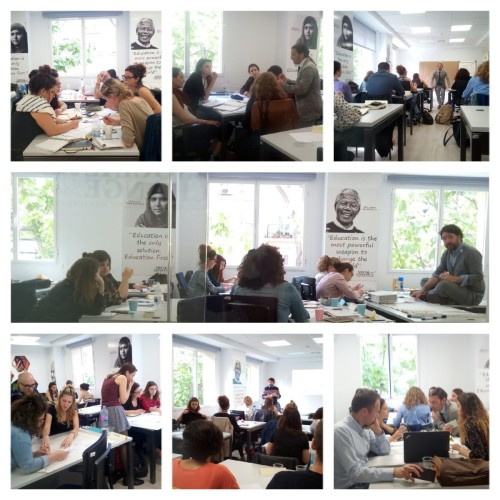 Project Management on the Field: a workshop in Madrid to learn from professionals of the sector
