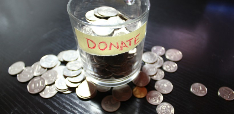 What is the point of fundraising?
