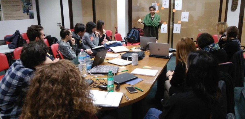 Master HOPE: Workshop in Project and Program Management at INTERSOS