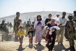 Humanitarian Emergency- Migrants at risk