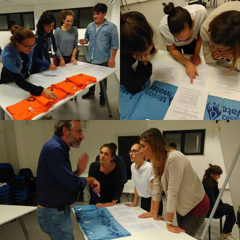 Field Experience UNHRD Brindisi