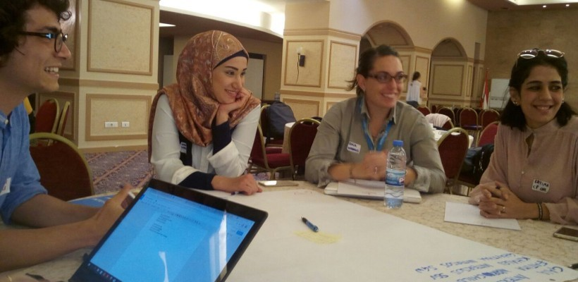 Field Experience in Lebanon: PMC students' thoughts and feelings