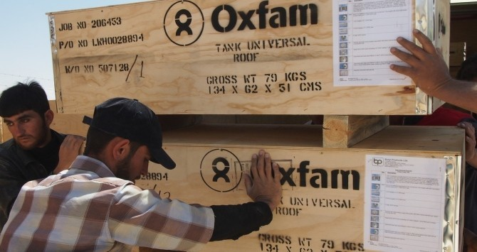 "Huffington Post Italia Blog – M. Crescenzi: ""Oxfam e Ong Uk nella tempesta. Come uscirne?"""