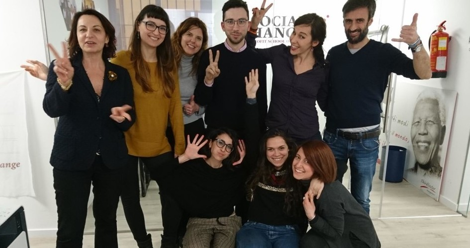 Master FRAME a Madrid con esperti delle ONG: Fundraising Channels Workshop