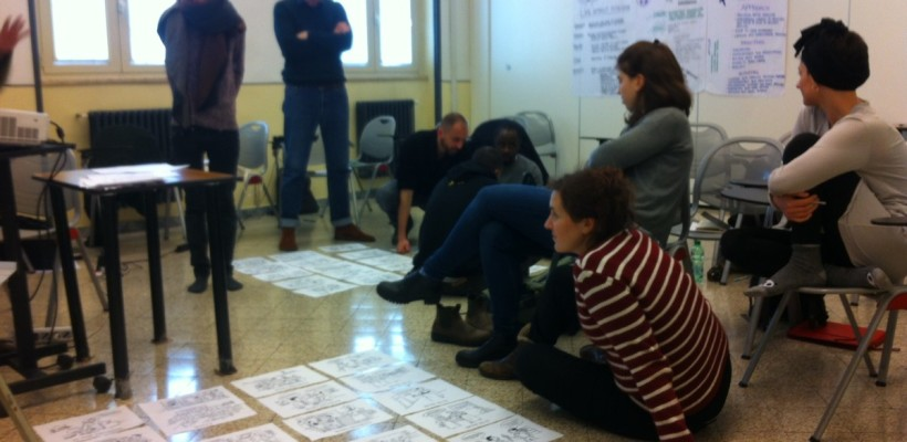 DISASTER MANAGEMENT: workshop a Roma con i fellow del Master HOPE
