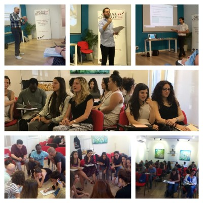 Tutti a Madrid per il workshop su Management and Leadership Development