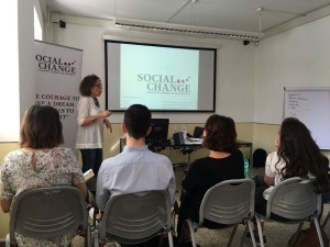 Workshop su Fundraising Forms and Techniques – La gioia di donare