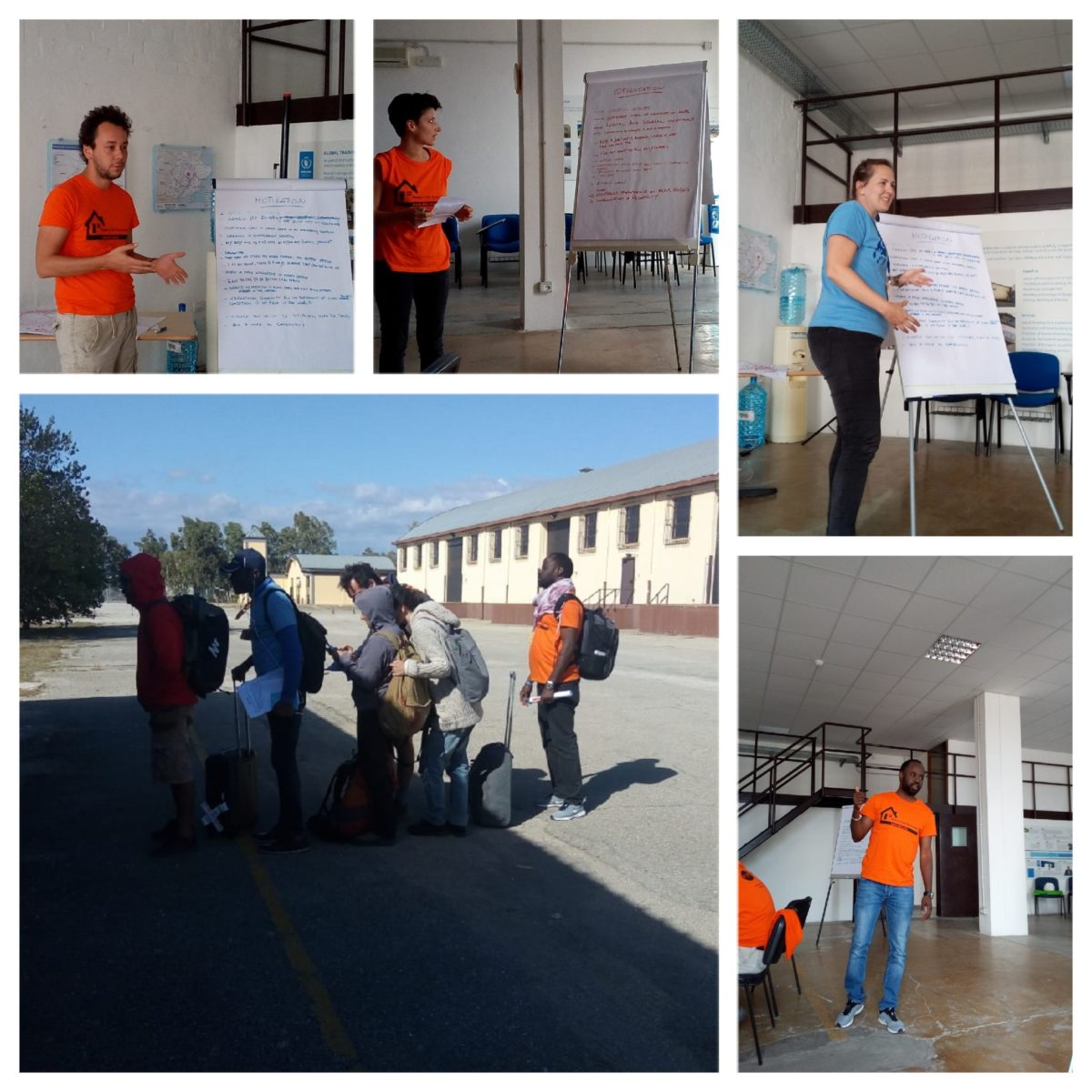 Dal 25 al 28 Settembre 2018, i fellow del Master HOPE – Humanitarian Operations in Emergencies sono stati impegnati in una Field Experience nella base UNHRD di Brindisi.