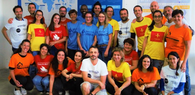 MASTER HOPE: Field Experience alla base UNHRD di Brindisi