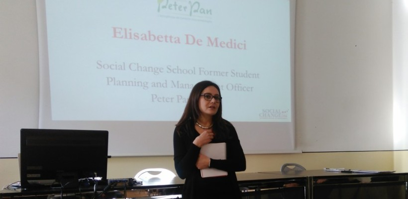 The Journey Begin! – Report of the first day of the season for the 'Social Change School' by Giulia Pizzuti