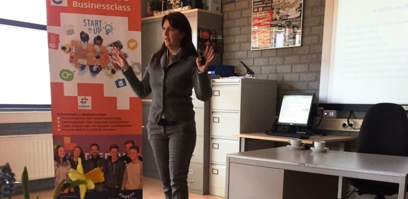 #FromtheField: Nicoleta Susanu, Euro-Project Manager after the Social Change School's Master