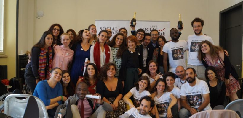 Graduation Ceremony: and now we change the world!
