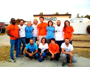 MASTER HOPE: great success of the Field Experience at the UNHRD base in Brindisi