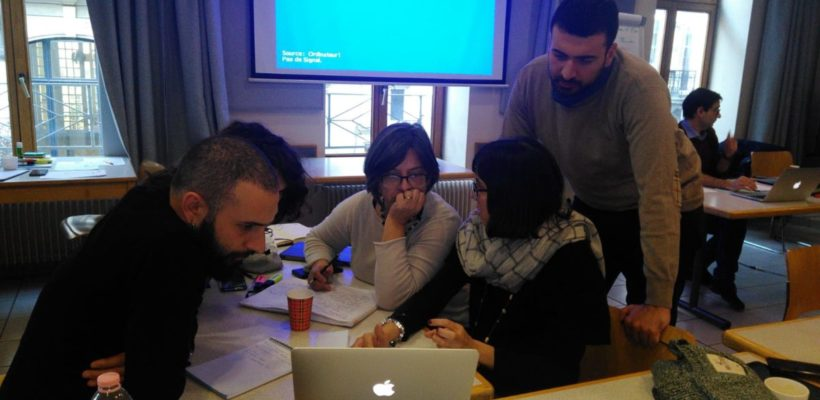 About our days in Brussels with PMC fellows: Europroject Management and European Commission