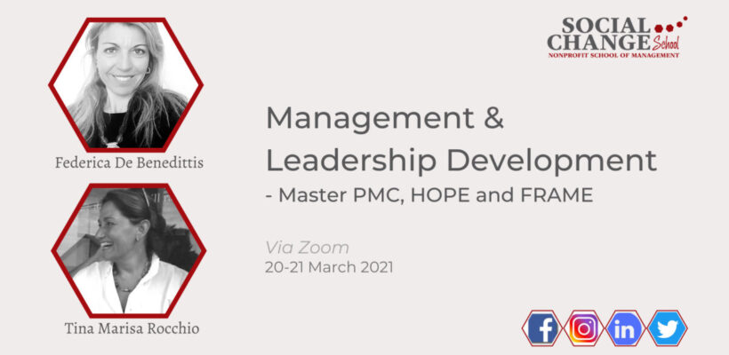 Management and Leadership Development Weblab