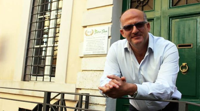 """""""I Protagonisti"""": Gian Paolo Montini, Associazione Peter Pan Onlus"""